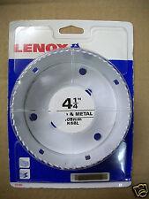 "4-1/4"" Lenox Hole Saw Bit Bi-Metal, 1-1/2"" Depth, K68L"
