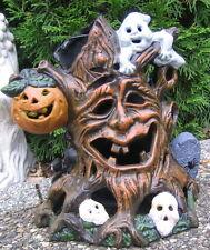 Laterne Halloween, Petroleum Teelicht, stand feuerfest, Gusseisen, 4 KG 25cm