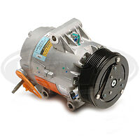 Delphi CS10075 Air Conditioning Compressor A/C