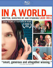 In a World [Blu-ray] 2015 by Sony Pictures Home Entertainment
