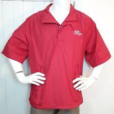 Ralph Lauren Polo Golf Mens XL Greenbrier Classic Wind Breaker Pullover Jacket