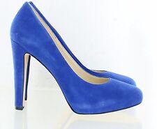 Nine West Womens Brielyn Platform Pump Blue Size 7.5 M US