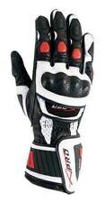 A-pro -guanti da Motocilista di alta Qualità in Pelle colore (m0t)