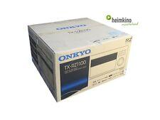 Onkyo TX-RZ1100 AV-Receiver 9.2 Dolby Atmos 3D 4K (Silber) NEU Fachhandel