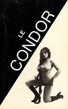 Djinn à Djibouti // Collection Le Condor / n° 19 // Erotique // 1 ère Edition