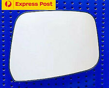 Right Side mirror glass for NISSAN NAVARA D40 09/05-08/15 (Round Clips) SPAIN