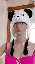 Panda Hat (In Motion Design, Inc.) One Size Fits Most - Child's Hat - Cute!