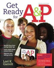 Get Ready for A & P by Lori K. Garrett 3E, NEW US Edition with Access Code