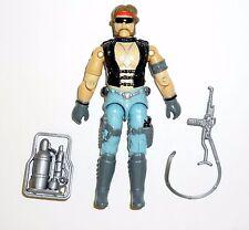 GI JOE TORCH Vintage Action Figure Dreadnok COMPLETE C9+ v1 1985