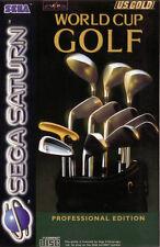 # Sega Saturn-world cup golf-Top #