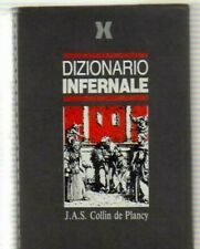 Dizionario Infernale, Collin de Plancy, cofanetto due volumi Xenia ediioni 1988