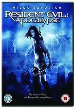 Resident Evil Apocalypse Sienna Guillory, Jared Harris NEW & SEALED UK R2 DVD