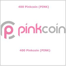 Pinkcoin (400 PINK) Mining Contract 2 Hours | Get 400 PINK Guaranteed