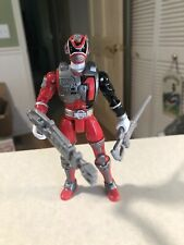 Bandai SPD Sound Patrol Red Ranger 5.5 Inch 2005 Power Rangers