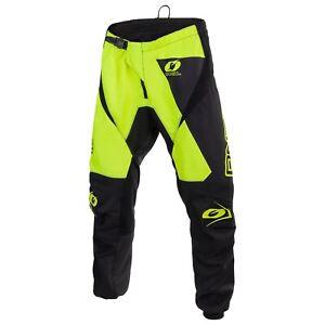O`Neal Oneal Matrix neon gelb  offroad Throuser Hose Enduro Cross Gr. 32 inch