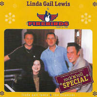 Linda Gail Lewis & The Firebirds - Rock 'N' Roll Special (CD)