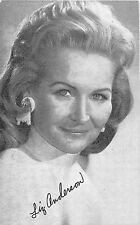 LIZ ANDERSON AMERICAN COUNTRY MUSIC SINGER/SONGWRITER ARCADE CARD NON-P/C