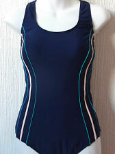 New Navy Blue Swimming Costume/Swimsuit/Swimwear 10 BNWT Sports