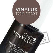 CND VINYLUX Weekly Polish 15ml - Top Coat