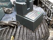MOTOROLA WALKIE TALKIE BATTERY CHARGER  NLN6897A Super rare Vintage $49