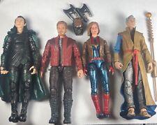 New ListingMarvel Legends Mcu Lot Loki Grandmaster Captain Marvel Star Lord Action Figures