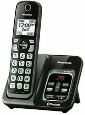 Panasonic Kx-Tgd560 Link2Cell Bluetooth Cordless Phone w 1 Handset Telephone New