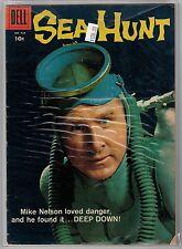 Sea Hunt- Dell Four Color Comic- #928 (GER)