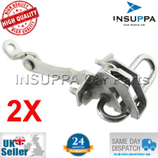 2X DOOR CHECK STRAP STOPPER RIGHT AND LEFT ALFA ROMEO 147 / GT - 3 DOOR 50512115