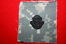 US ARMY SCUBA DIVER BADGE ACU AFGHANISTAN PATCH AIRSOFT PAINTBALL