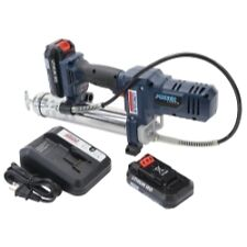 Lincoln Industrial 1264 12V Lithium Ion PowerLuber Grease Gun Kit w/2 Batteries
