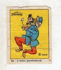figurina - FERRERO WALT DISNEY NUOVA PARATA DISNEY - numero 88 IL DUCA MONOCOLO