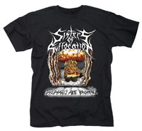 SISTERS OF SUFFOCATION - Humans Are Broken T-Shirt