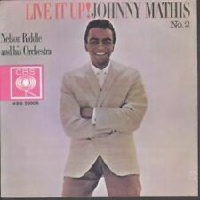 Excellent (EX) Johnny Mathis Pop 45 RPM Vinyl Music Records