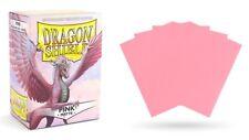 Dragon Shield - Matte Pink 100 protective Sleeves Hüllen Standard Kartenhüllen