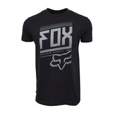 FOX RACING PREMIUM MENS TRACK SS T SHIRT BLACK