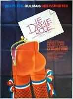 Plakat Kino Le Diable Rosa Brigitte Lahaie - 120 X 160 CM