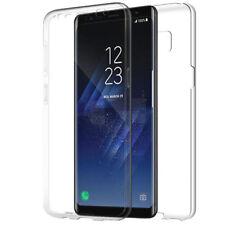 Samsung Galaxy S8 Full Body 360 Silikon Schutzhülle Handyhülle Cover Case