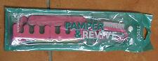 Pamper y revivir Footcare Pedicura Kit cortaúñas Toe Separadores Etc.