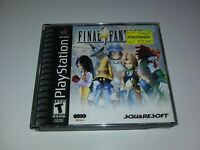 Final Fantasy IX PS1 complete discs in good condition very fast shipping