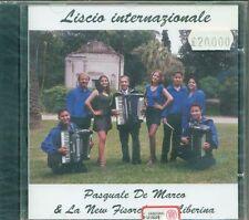 Pasquale De Marco & New Fisorchestra Liberina - Liscio Internazionale Cd Nuovo
