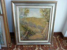 Rocco Preite paesaggio olio 50 x 60