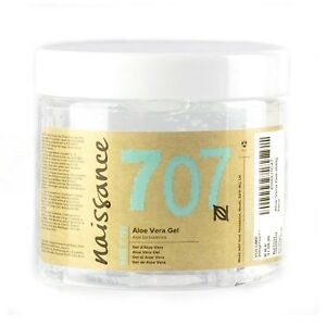 Naissance Gel de Aloe Vera  200g - Refrescante, calmante e hidratante