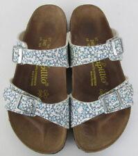 Birkenstock Papillio  Sydney Birko Flor Slide Sandals Size 37  L6 2 Strap