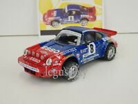 Slot Car Scx Scalextric Altaya Portico, 911 Carrera #8 Esso Effetto Neve