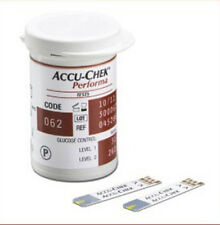 ACCU CHEK Performa Test Strips 50 Sheets Diabetics Blood Glucose Sugar Level