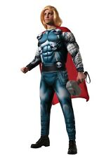 ADULT DELUXE THOR COSTUME SIZE STANDARD (missing cape)