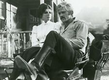 "ROBERT REDFORD KATHARINE ROSS ""BUTCH CASSIDY ET LE KID"" PHOTO CINEMA CM"