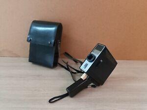 Vintage movie camera AURORA 12 automat USSR.
