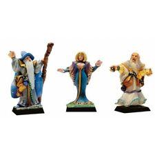 Fenyrll Resin Miniatures: Wizards & Magicians (3)