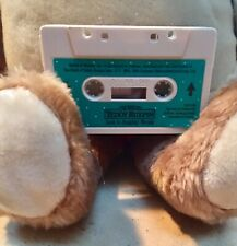 Worlds of Wonder Teddy Ruxpin Lost In Boggley Woods Cassette Tape